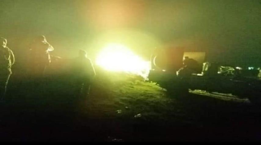 استشهاد 11 مقاتلا من الحشد الشعبي في صلاح الدين