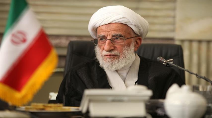 انتخاب آية الله جنتي مجددا رئيسا لمجلس خبراء القيادة