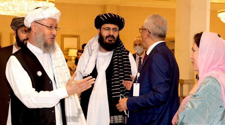 استئناف مفاوضات السلام الأفغانية في قطر