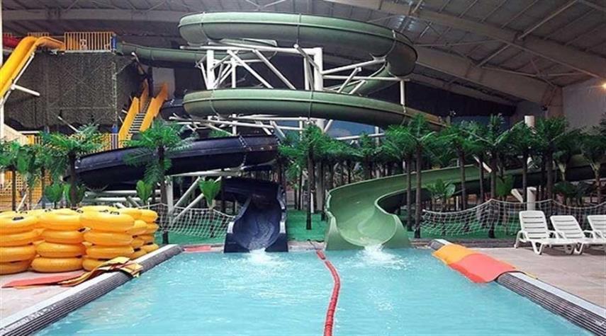 حديقة أهواز المائية