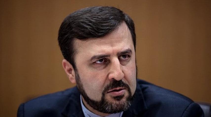 غريب آبادي يؤكد أن مواقف مدير الوكالة الدولية الذريةغير بناءة