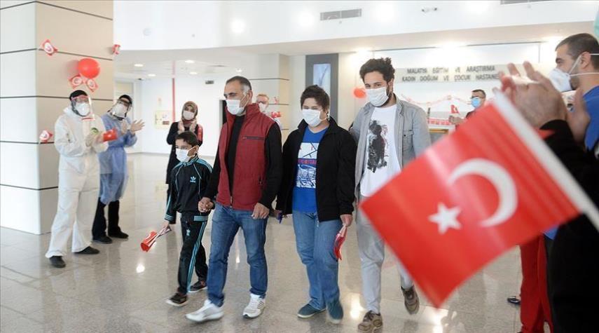 تركيا... تسجيل حصيلة كبيرة من الإصابات اليومية بكورونا