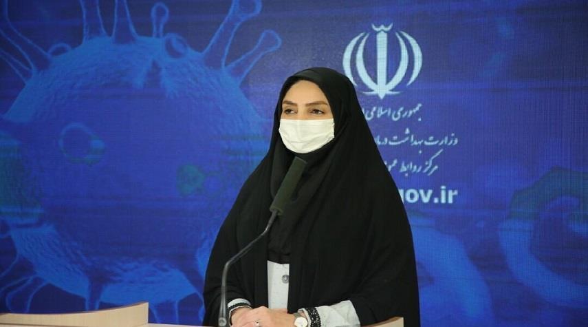 تسجيل 22586 اصابة جديدة بفيروس كورونا في ايران