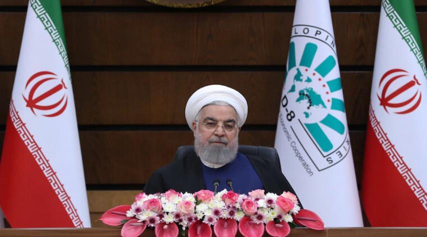 الرئيس الايراني: التعددية من الأولويات الهامة لسياستنا الخارجية