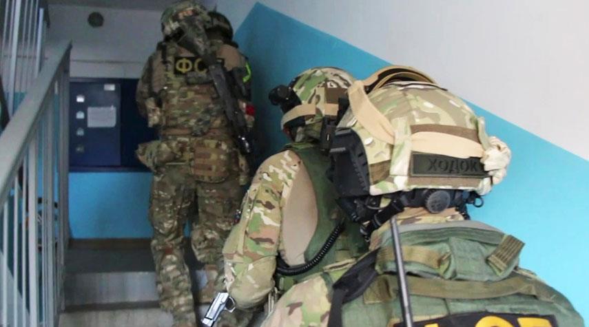 الأمن الروسي يحبط مخططا إرهابيا في شبه جزيرة القرم