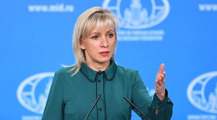 زاخاروفا: بايدن أعلن ثمن الخوف الأمريكي من روسيا والصين