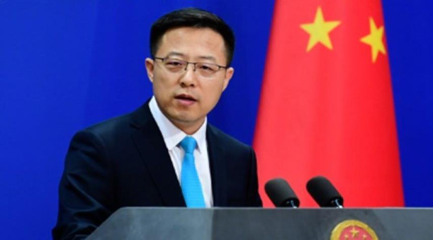 بكين تدين الهجوم الارهابي على منشاة نطنز