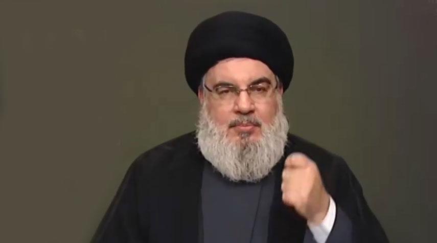 السيد نصرالله: المقاومة بحاجة الى قادة كالعميد الراحل محمد حجازي