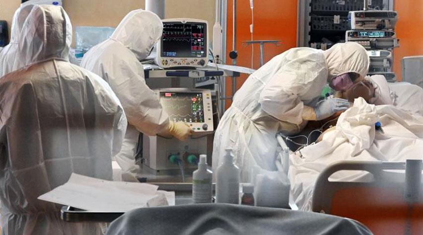 تسجيل 23 ألف اصابة جديدة بفيروس كورونا في ايران