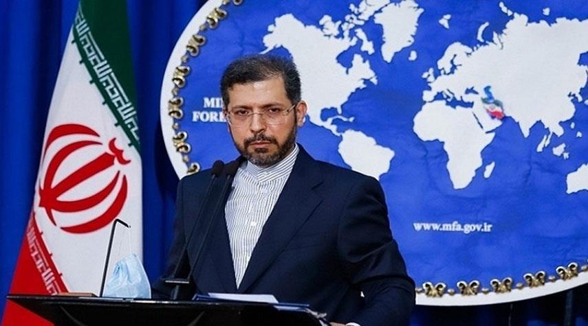 ايران تنفي نبأ تبادل السجناء مع الولايات المتحدة