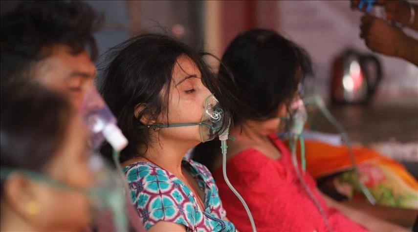 حصيلة إصابات كورونا بالهند تلامس 20 مليونا