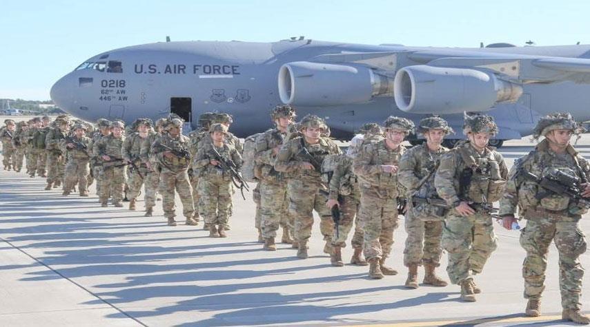 الكاظمي يبحث مع وفد أمريكي خروج القوات من العراق