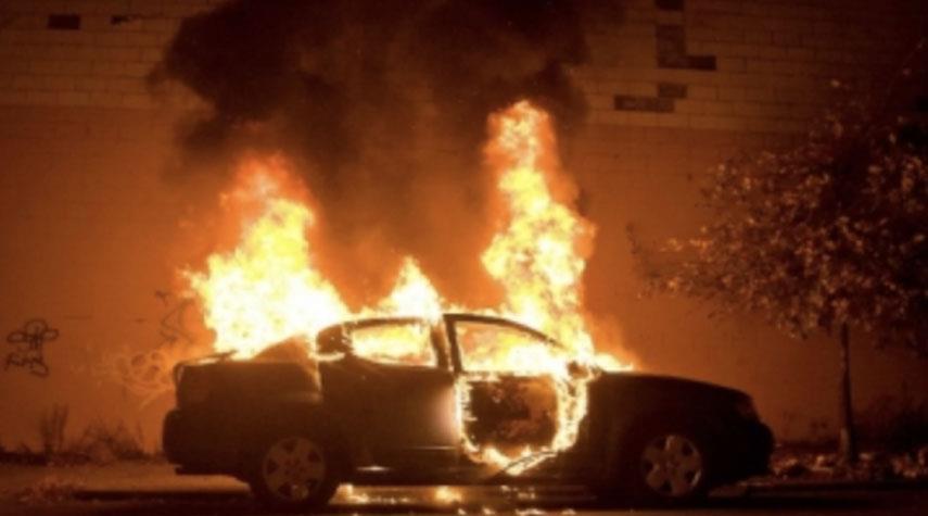 إصابة 59 فلسطينياً نتيجة إضرام النار عمداً من قبل مستوطنين في حيفا