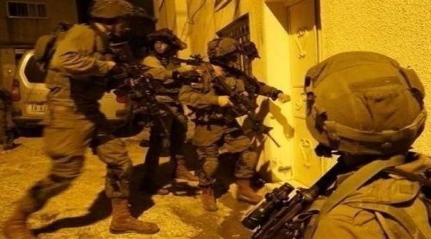 سلطات الاحتلال تشن حملة اعتقالات بالضفة والقدس المحتلتين