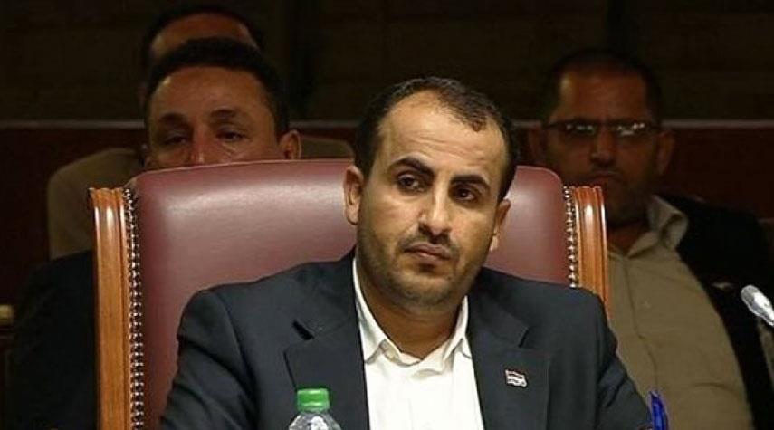 أنصار الله: من اعتدى على اليمن بيده وقف العدوان