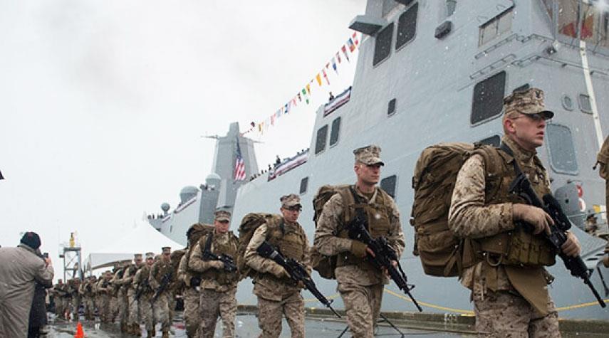 """""""وول ستريت جورنال"""": واشنطن تسحب اكثر المعدات والقوات العسكرية من السعودية"""