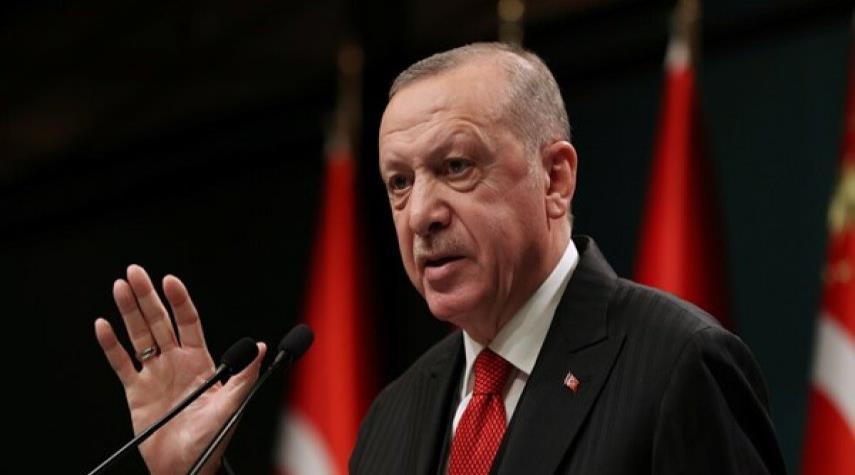 أردوغان يهنئ إبراهيم رئيسي بالفوز بانتخابات الرئاسة