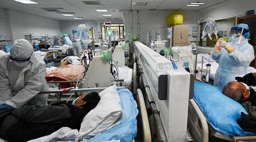 تسجيل اكثر من 22 الف إصابة جديدة بكورونا في ايران