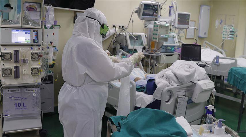 تسجيل 292 وفاة جديدة بكوفيد-19 في ايران