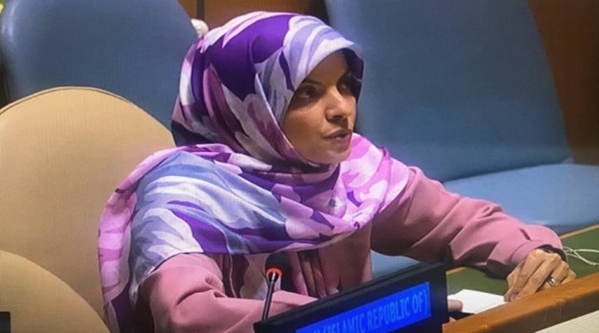 ايران تؤكد على دعم القضية الفلسطينية وتحقيق كامل حقوق شعبه
