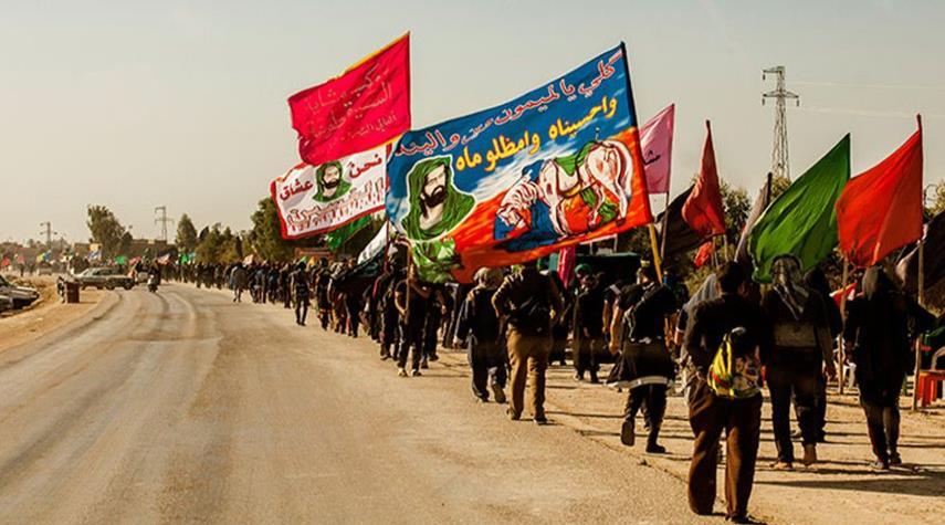 إحباط مخطط إرهابي لإستهداف زوار الاربعين بأحزمة ناسفة في بغداد