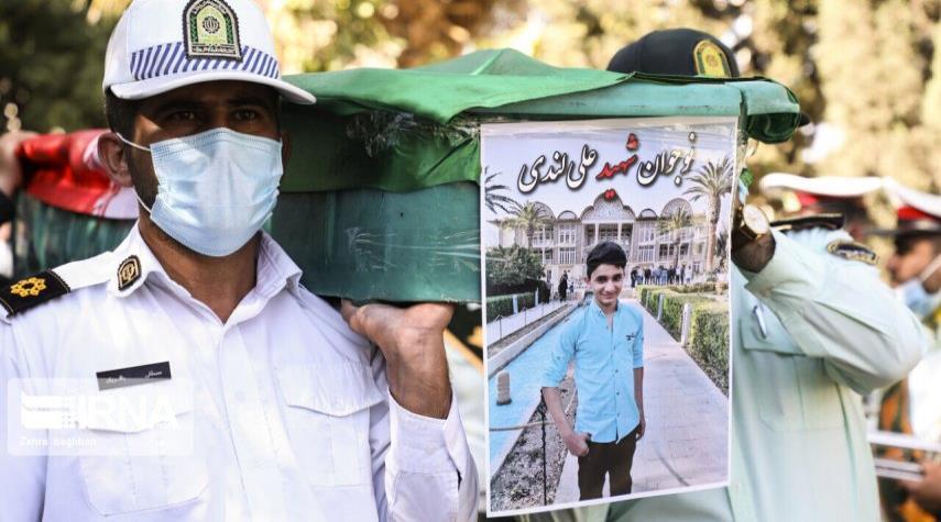 قائد الثورة يعزي بوفاة مراهق إيراني أنقذ حياة شخصين