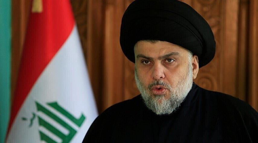 الصدر يطالب اربيل بمنع الاجتماعات الارهابية الصهيونية