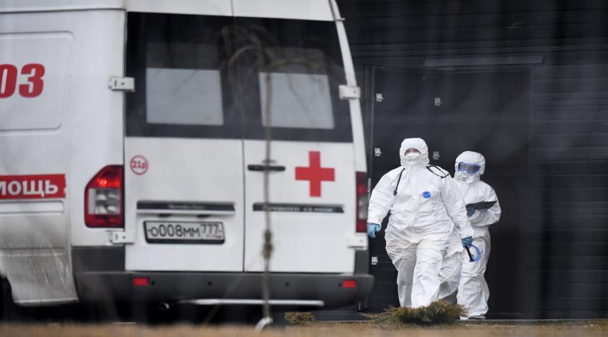 الإصابات اليومية بكورونا في روسيا تتجاوز 22 ألفا مجددا