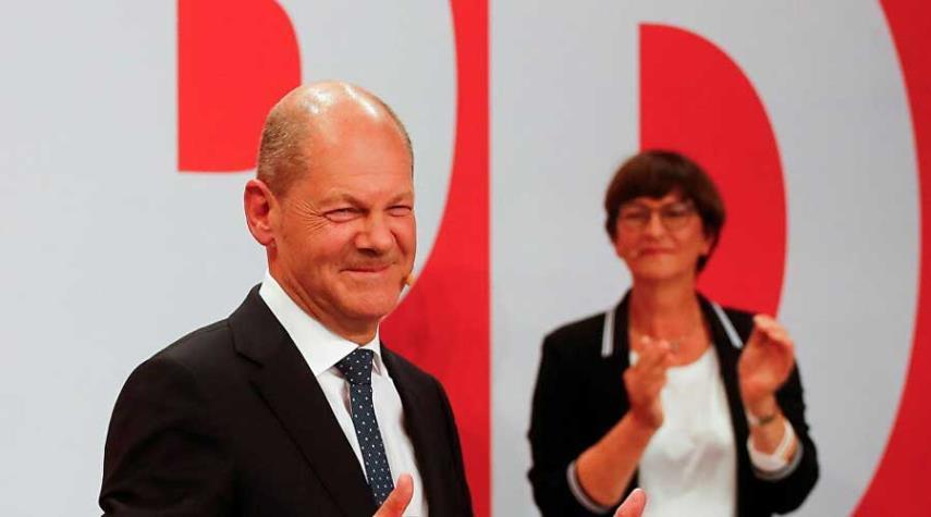 """ألمانيا: فوز """"الاشتراكيين الديمقراطيين"""" بنسبة 25.7 %"""