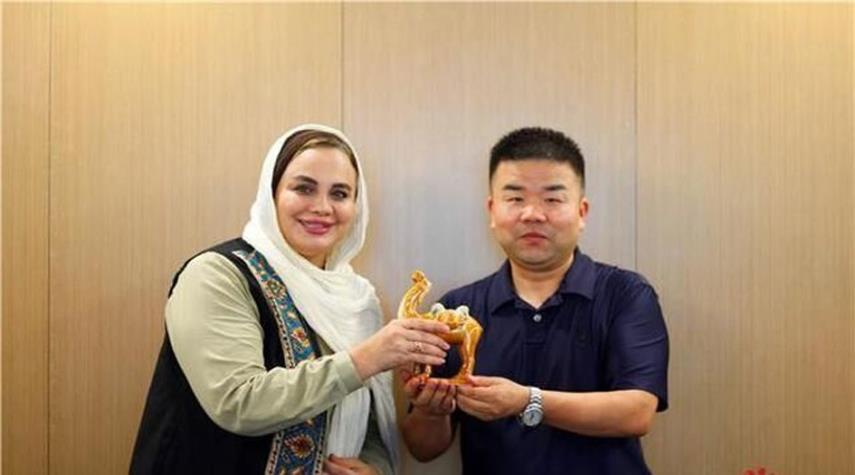 إيران والصين تنتجان فيلما مشتركا حول طريق الحرير