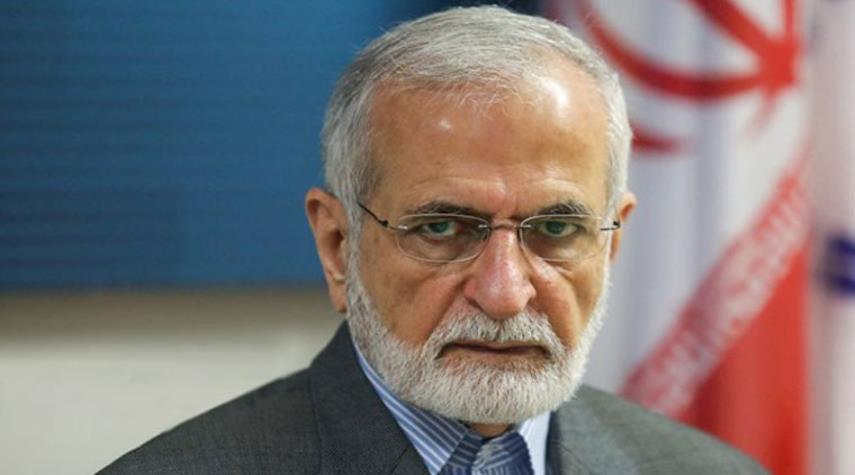 خرازي: القضاء على الإرهاب هو واجب الحكومة الأفغانية الحالية